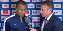 PSG : Lucas «On va arriver à Marseille pour gagner»