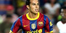 Transfert foot : Le Barça ne veut pas céder Pedro à Arsenal