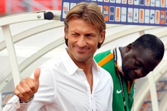 Ex-LOSC : Renard meilleur entraîneur de 2015 en Afrique