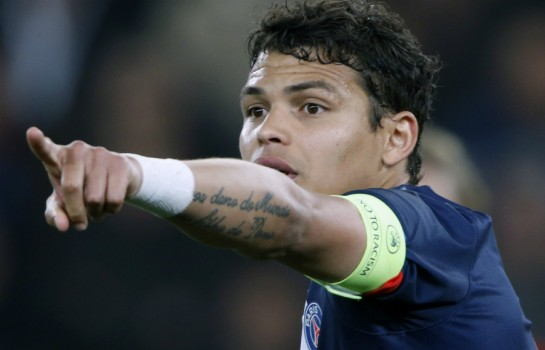 PSG – Chelsea FC: Thiago Silva met d'accord partenaires et adversaires !