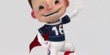 Euro 2016 : La mascotte a un nom !