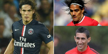 Mercato – PSG : Monaco – Falcao et Di Maria à Paris, Cavani à Man Utd ?