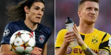 PSG – Mercato : Cavani et Reus, Man Utd prêt à une folie à 110M€ !
