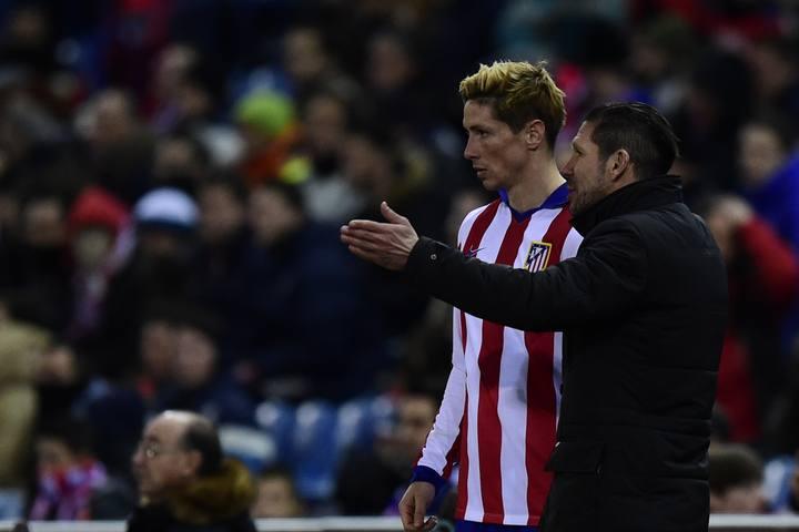 Simeone et Torres