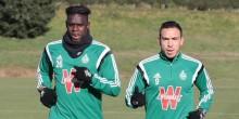 ASSE :  Bayal Sall pas dans le groupe pour Toulouse !