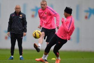 FC Barcelone – Jérémy Mathieu en route pour l'Euro 2016
