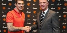News – Man. United : van Gaal lance le duel De Gea / Valdes