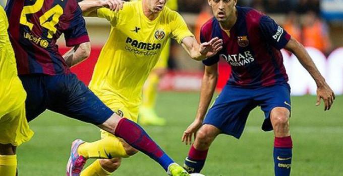 Mercato : FC Barcelone, l'Atletico dément pour Luciano Vietto
