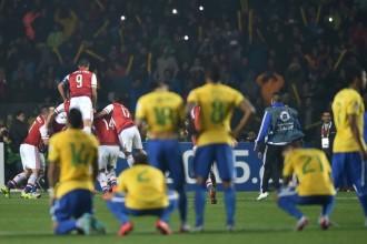 Copa America – Brésil / Paraguay : Le Brésil éliminé, Dunga (et Silva) sur le banc des accusés