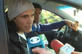 Uruguay – Cavani : «Nous savons très bien que ce qui est arrivé est grave.»