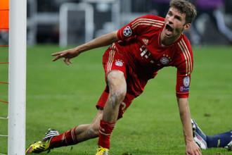Manchester United – Mercato : Man Utd persiste pour Müller