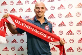 Transferts – Esteban Cambiasso signe à l'Olympiakos