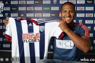 Transferts – West Brom : José Salomon Rondon nouvel attaquant du club (off.)
