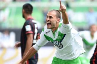 Bundesliga : Victoire du VfL Wolfsburg contre l'Eintracht Francfort