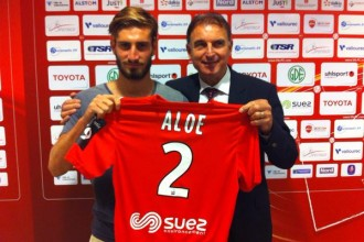 Valenciennes – Mercato : Baptiste Aloé prêté par Marseille (off.)