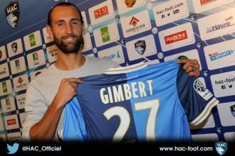 Le Havre – Transferts : signature de Ghislain Gimbert (off.)
