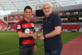 Mercato : Man. United, Chicharito Hernandez rejoint Leverkusen [off.]