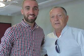 Mercato : OL, Sergi Darder rejoint les Gones [off.]