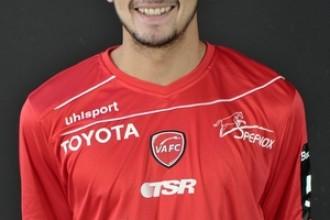 Valenciennes FC : Opération du genou réussie pour Adil Azbague