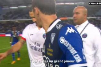 SC Bastia – PSG : Sébastien Squillaci insulte Zlatan, Ibra «faites le taire»