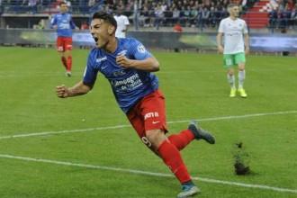 SM Caen – Mercato : Andy Delort vers le FC Séville ?