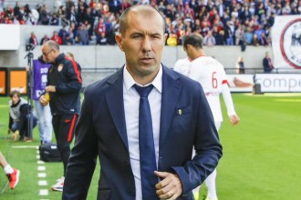 AS Monaco : C1, Leonardo Jardim croit encore à la qualification