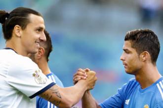 PSG – Real Madrid : Zlatan Ibrahimovic se dit prêt à en découdre