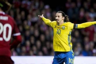 Euro 2016 : PSG – Ibrahimovic, «J'ai envoyé le Danemark à la retraite»