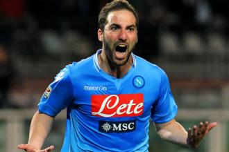 SSC Naples – Transfert : PSG et Higuain, contacts établis