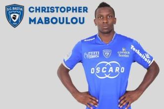 Mercato – SC Bastia : Maboulou pourrait rejoindre le FC Sion