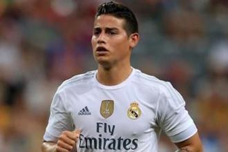 Real Madrid – Mercato : James Rodriguez veut rester !