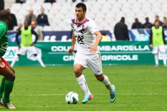 Mercato – Bordeaux : Gaëtan Laborde prolonge jusqu'en 2019