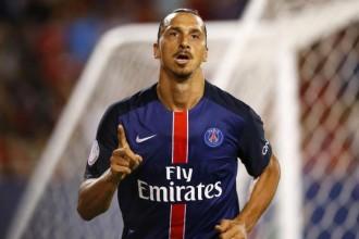 Mercato – PSG : Ibrahimovic en route vers le Shanghai Shenhua ?