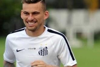 Mercato – FC Santos : le brésilien Lucas Lima drague le PSG
