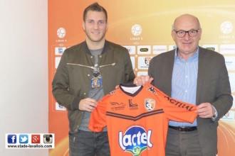 Mercato – FC Lorient : Lavigne en L2 pour le reste de la saison