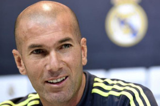 Real Madrid – Manchester City : Zidane « je suis tranquille »