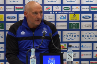SC Bastia – Mercato : Ciccolini restera sur le banc jusqu'en 2018 !