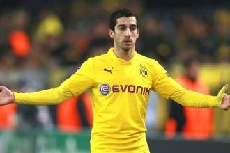 PSG – Mercato : Borussia Dortmund, Mkhitaryan à Paris cet été ?