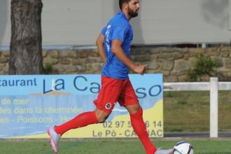 SM Caen : Syam Ben Youssef de retour dans le groupe de Garande !