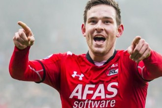 PSG – Mercato : AZ Alkmaar, Vincent Janssen supervisé !