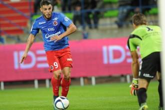 SM Caen – Mercato : Fortin n'exclut pas de garder Andy Delort !