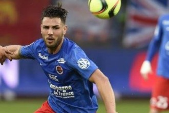 SM Caen – Mercato : Andy Delort a pris sa décision