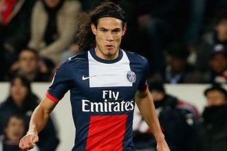 PSG – Transfert : L'agent de Cavani le voit rester à Paris !