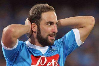 PSG – Transfert : Naples, Gonzalo Higuain ne dit pas non