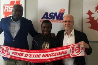 Mercato -AFAD Djékanou: Serge N'Guessan signe à l'As Nancy!