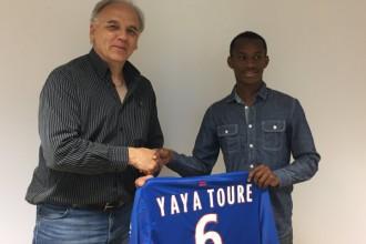 SM Caen – Mercato : Yaya Touré a signé (Off !)