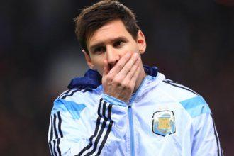 Copa América : Toute l'Argentine supplie Lionel Messi de rester