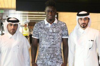 ASSE – Mercato : Bayal Sall est bien présent au Qatar !