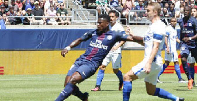 PSG – Inter Milan : Serge Aurier, taille patron !