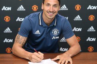 Man United : Déjà un premier clash pour Zlatan Ibrahimovic